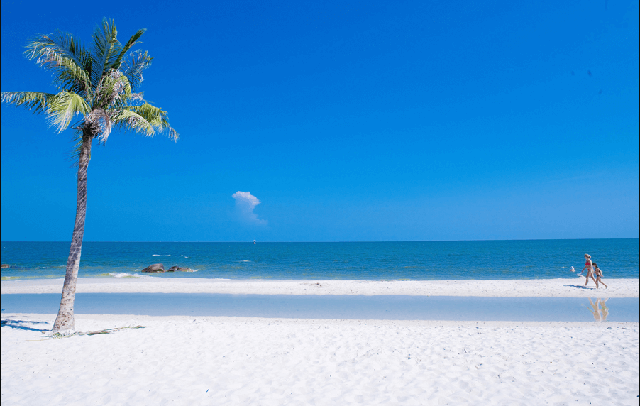 Discover Hua Hin beach 3days 2nights
