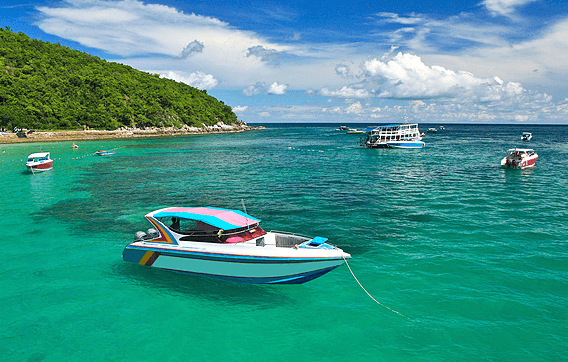 Pattaya - Coral Island full day tour