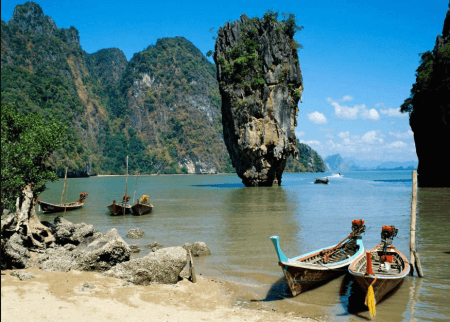 Explore Phang Nga Bay 1 day