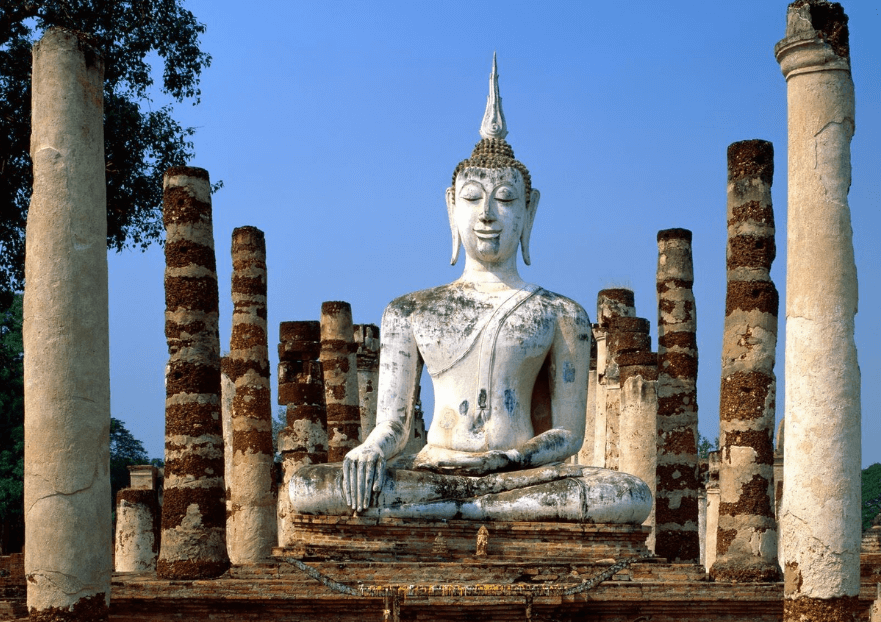 Discover the ancient beauty of Sukhothai